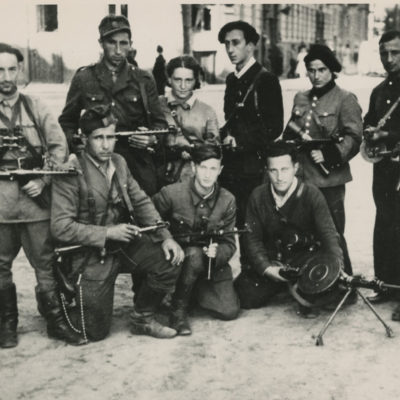 Lesson Seven: Jewish Resistance during the Holocaust