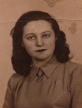 Cousin Roma, 1940s.