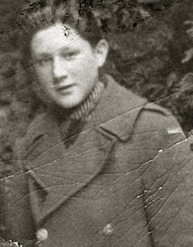 Pawel Hodys, 1940s.