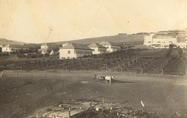 Kibbutz Ein Harod, 1930s.