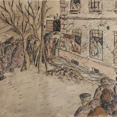 Transport to Auschwitz Weissova