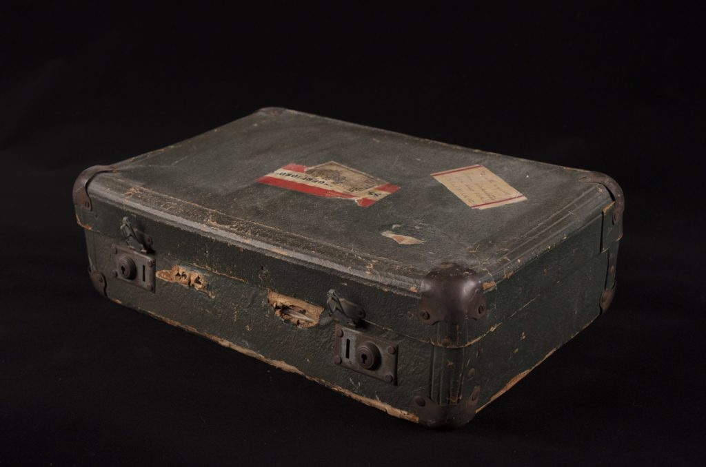 Suitcase of Aviva Finkelstejn